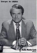 Georges De Caunes - Radio Monte Carlo - Celebrità