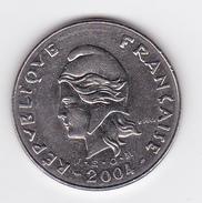 Polynésie Française - Pièce De 50 FCFP - 2004 - SUP - French Polynesia
