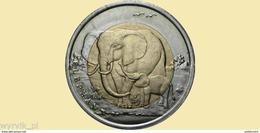 TURKEY 2009 1 Lira ELEPHANT UNC - Turquie