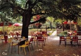 PUGIEU  HOTEL RESTAURANT PLOTTIN  SA TERRASSE - Frankreich