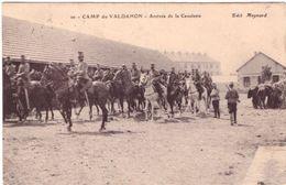 Camp Du Valdahon Arrivée De La Cavalerie - France