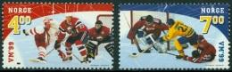 NORWAY 1999 WORLD ICE HOCKEY CHAMPIONSHIPS** (MNH) - Norway