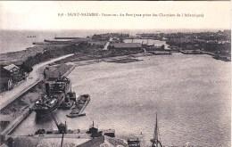 44 -  SAINT NAZAIRE -   Panorama Du Port Vue Prise Des Chantiers De L Atlantique - Saint Nazaire