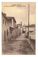 CPA 69 GRIGNY La Rue Du Rhone Et Les Vieilles Tours - Grigny
