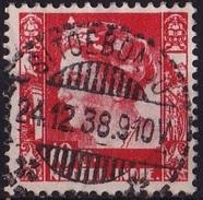 Ned. Indië: Superbe SITOEBONDO (712) Op 1934-37 Koningin Wilhelmina 10 Ct Rood NVPH 195 - Indes Néerlandaises