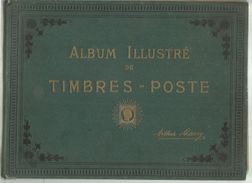 ALBUM ARTHUR MAURY MONDE 1930  VOIR SCANS ET DESCRIPTION - Verzamelingen (in Albums)