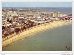 St-nazaire - Vue Aerienne - Plage - Eglise - Port - Saint Nazaire