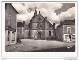 89 - Courson-les-carrieres - Eglise - Courson-les-Carrières