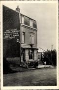 Cp Mont Noir Nord, Blick Auf Das Restaurant Der Familie Ghesquier - France