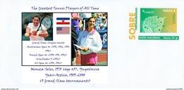 SPAIN, The Greatest Tennis Players Of All Time, Monica Seles, 1973 (age 43), Yugoslavia (9 Grand Slam Tournaments) - Tennis