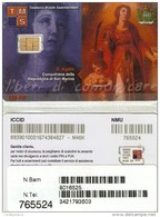*SAN MARINO* - Sim Card NUOVA (MINT) In Blister - San Marino