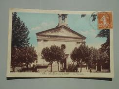 GARD SAINT JEAN DU GARD LE TEMPLE - Saint-Jean-du-Gard