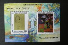 Nouvelle-Calédonie - BF Yvert N° 28 Neuf ** (MNH) - Gauguin - Blocks & Sheetlets