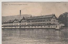 Suisse (VD)  VEVEY  -  La Fabrique De Cigares ORMOND - VD Vaud