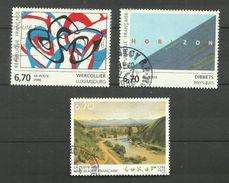 France N°2986, 2987, 2989 - Frankreich