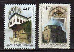 Hungary 2002 Turkish Hungarian Cultural Heritage. MNH - Hongrie