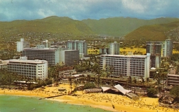 HAWAI  KUHIO BEACH, WAIKIKI - Other