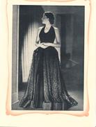 MODEBILDER 1930th - WOMAN DRESS , FASHION - Catalogues