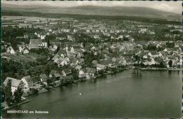 AK Immenstaad Am Bodensee, Luftbild, O 1957 (21021) - Otros