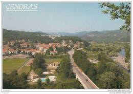 Cendras - Vue Generale Aerienne - Autres Communes
