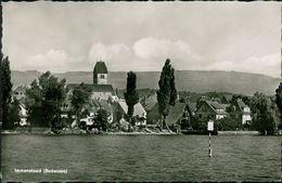 AK Immenstaad Am Bodensee, Teilansicht, O 1954 (21022) - Otros