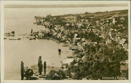 AK Immenstaad Am Bodensee, Luftbild, O 1934 (21023) - Otros