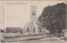 51  Arcis Le Ponsart  Eglise - France