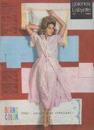 Paris : Catalogue BLANC COLOR 1961 Galeries Lafayette   (CAT 878) - Advertising