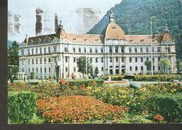 K2. Romania BRASOV The County People's Council Kreisvolksrat Consiliul Posted Postcard - Romania
