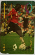 Trinidad 71CTTC Dwight Yorke $15 - Trinidad & Tobago