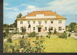 K2. Romania COVASNA Casa De Cultura La Maison De Culture Culture House Posted Postcard - Roemenië