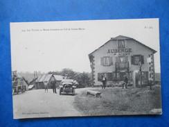 VOSGES   88   HAUT DE ST-DIE  OU   COL DE STE-MARIE  -   AUBERGE  P. RIVOT   -  AUTO        TRES ANIME    TTB - Saint Die