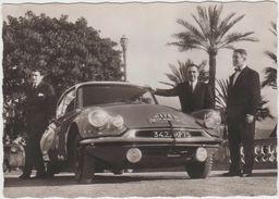Rallye MONTE-CARLO  1959  Les Vainqueurs - Rallyes