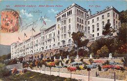 MONTE-CARLO- HÔTEL RIVIERA PALACE (06 ) - Monte-Carlo