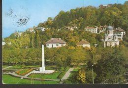 K2. Romania BRASOV Vedere Spre Cetatuia View Of Cetatuia Blick Auf Den Schlossberg Posted Postcard - Romania