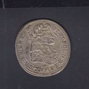 Hungary 15 Krajczar 1680 - Ungarn