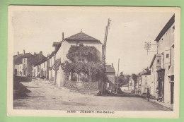 JUSSEY : Croisement Dans Le Village. TBE. 2 Scans. Edition CLB - France