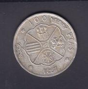 Spain 100 Pesetas 1966/66 - [ 5] 1949-… : Kingdom