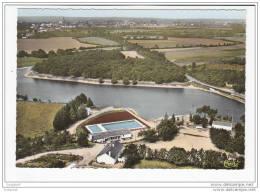 44 - Savenay - Vue Aerienne - Le Lac Et La Piscine - Savenay