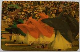 Trinidad 98CTTA Bursting Bamboo $60 - Trinidad & Tobago