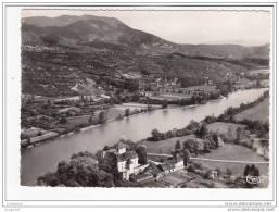 38 - Creys - Vue Aerienne - Chateau De Merieu - Other Municipalities