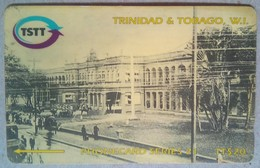 Trinidad 249CTTA Red House $ 20 - Trinidad & Tobago