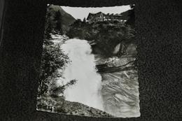 """1218- Mittlerer Krimmler Wasserfall Mit Gasthof """"Schönangerl"""" - Krimml"""