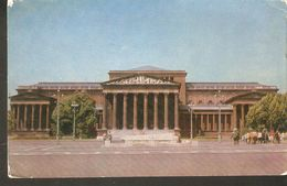 K2. Hungary BUDAPEST Museum Of Fine Arts 1970 - Hungary