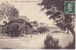 PYRENEES ATLANTIQUES   BIARRITZ  HOTEL D'ANGLETERRE ET CASINO BELLEVUE - Biarritz