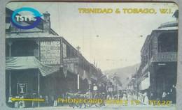 Trinidad 249CTTA Frederick Street 1905 $20 - Trinidad & Tobago