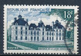 France - Cheverny YT 980 Obl. - Oblitérés