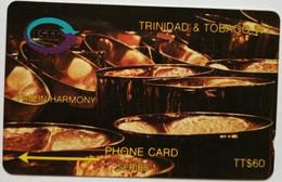 Trinidad 3CTTC Harmony $60 - Trinidad & Tobago