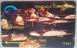 Trinidad 12CTTD Harmony $60 - Trinidad & Tobago