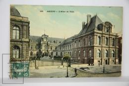 Old Postcard France - Amiens - L'Hotel Du Ville - Posted - Amiens